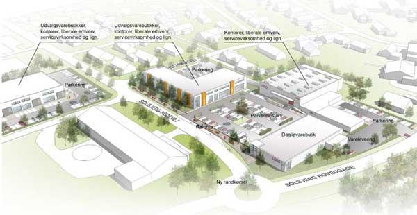 Startskuddet til Solbjerg Byport har lydt